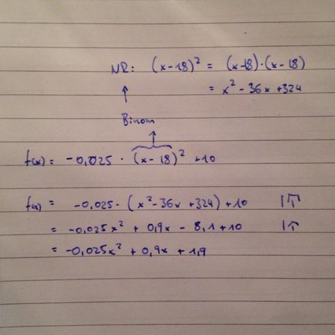 Bild1 - (Schule, Mathematik, Funktion)