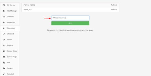 Minecraft Forge Server Wie ändere Ich Die Permissions So - Minecraft spielername andern