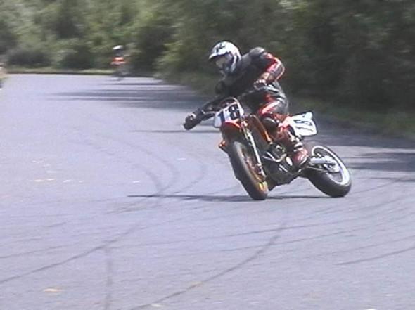Supermoto  - (Führerschein, Motorrad, Fahrschule)
