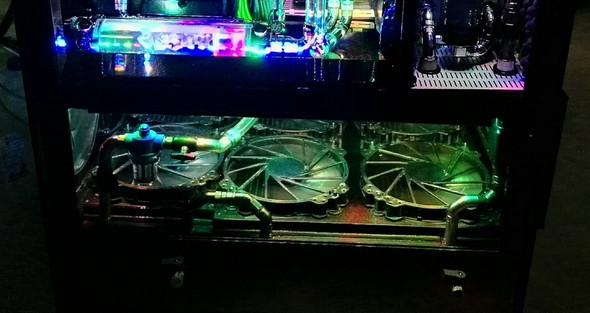 - (Computer, Nvidia, Intel)