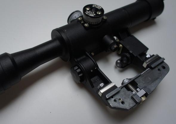 mein POSP - (Softair, Sniper, Zielfernrohr)