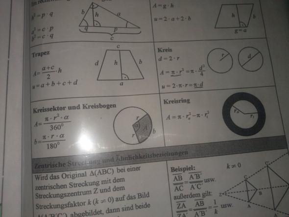 - (Mathe, kreisberechnung)