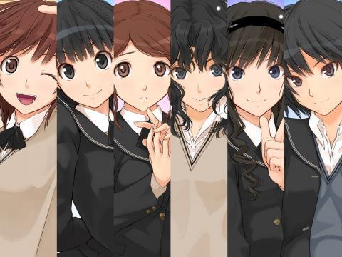 Amagami SS - (Film, Anime, Serie)