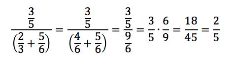 - (Mathe, Mathematik, Bruch)
