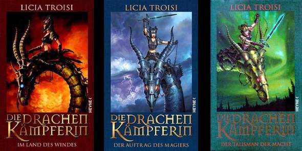 Reihe - (Buch, Fantasy, Drachen)