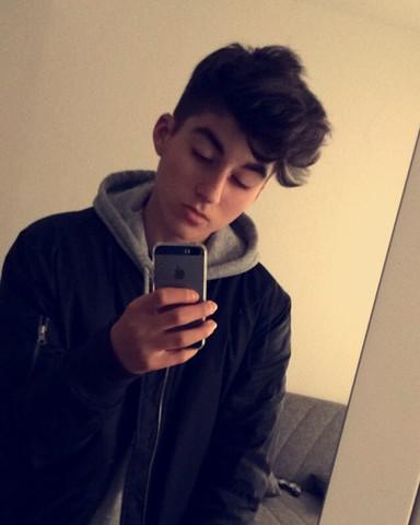 Das bin ich  - (Haare färben, silber grau)