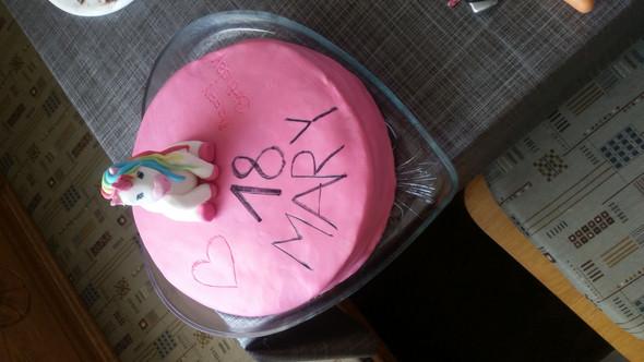 - (Geburtstag, Rezept, backen)
