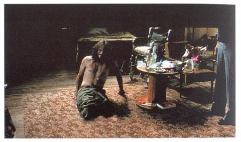 Forrest Gump: Im Kino sieht man einen Schauspieler ohne Beine. - (Film, Tricks, Hollywood)
