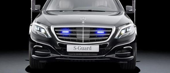 S-GUARD  - (Auto, Deutschland, Politik)