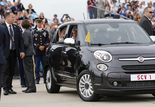 Papst Fiat  - (Auto, Deutschland, Politik)