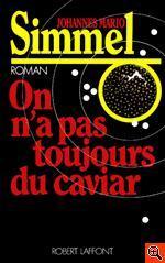 Simmel-Roman französisch - (Buch, Übersetzung, französisch)