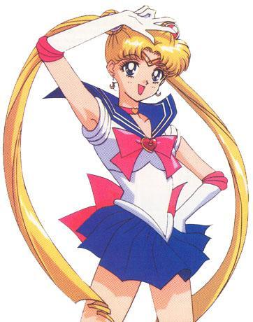 Sailor Moon - (Anime, Manga, Cosplay)