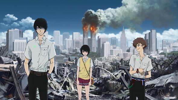 - (Anime, Manga)