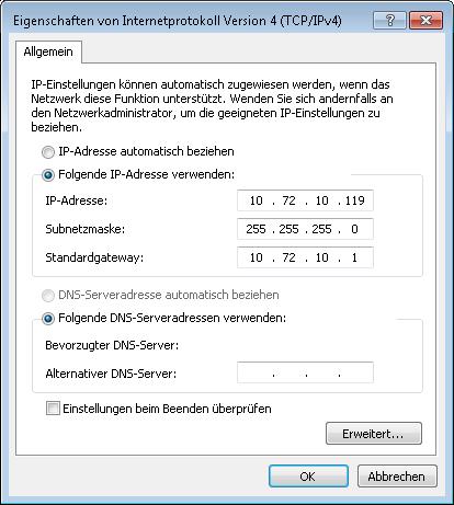 - (Windows, Netzwerk)