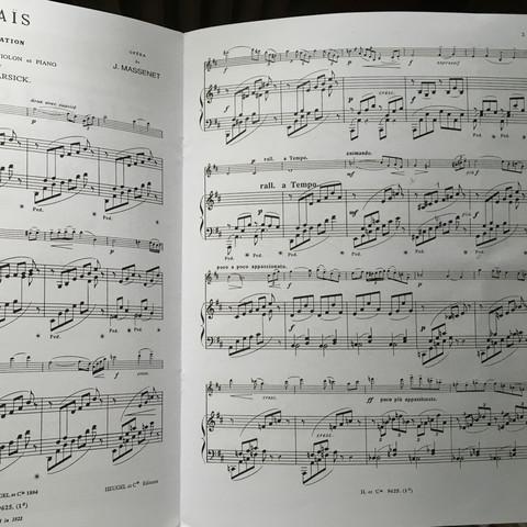 Kurzer Einblick :) - (Musik, Geige, üben)