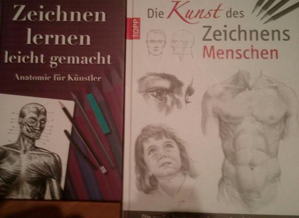 Anatomie-Buch zum zeichnen lernen? (Kunst, Literatur, malen)