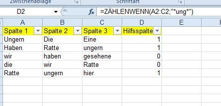 - (Programm, programmieren, Excel)