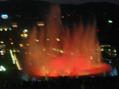Barcelona Font Magica - (Urlaub, Spanien, tossa-de-mar)
