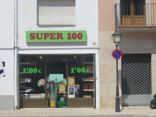 1€ Laden Tossa - (Urlaub, Spanien, tossa-de-mar)