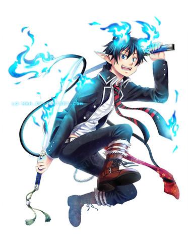 Blue Exorcist - (Manga, Genre, fighting-shounen)