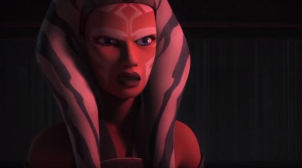 """""""Dann werde ich seinen Tod rächen!"""" - (Star Wars, Star Wars Rebels, Star-Wars The Clone-Wars)"""