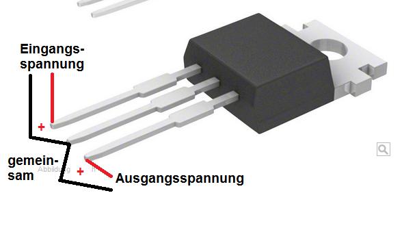 7805 - (Technik, Elektronik, Elektrik)