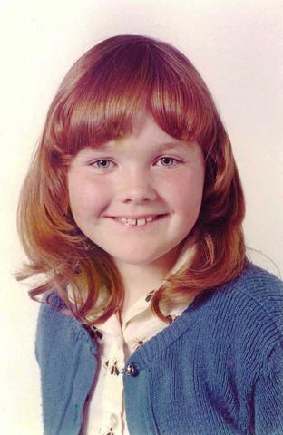 das bin ich mit 10 Jahren (kurz vor meiner ersten Diät) - (Kalorien, täglich)