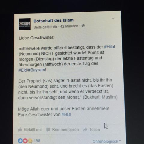 Üverleifrjng - (Familie, Religion, Islam)