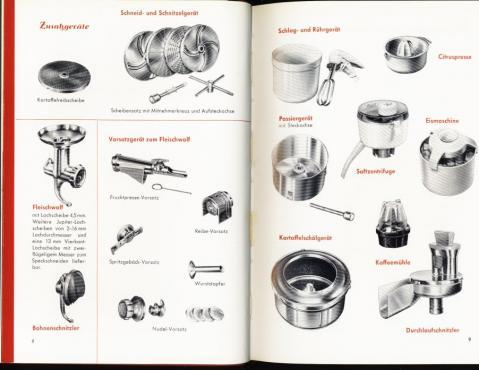 bosch universal küchenmaschine ersatzteile