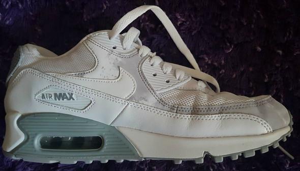 Nike Air Max 90 Quietschen Schuhe