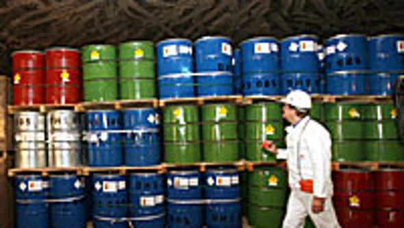 chemische Endlagerung - Herfa Neurode - (Umwelt, Raumfahrt, Atomkraft)