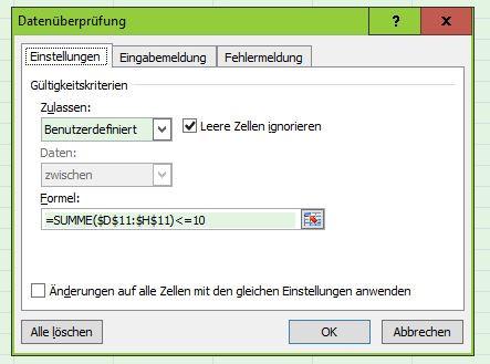 Screenshot - (Excel, maximal, gesamt)