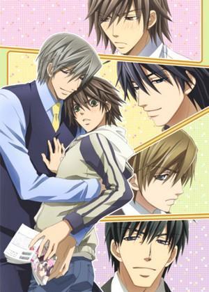 Junjou Romantica - (Anime, schwul, homosexuell)