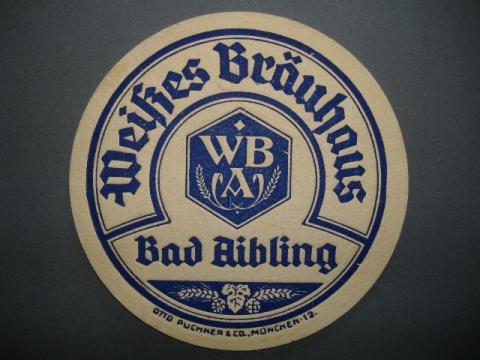 ein schöner Bierdeckel aus der Zeit um 1930 - (verkaufen, Bierdeckel)