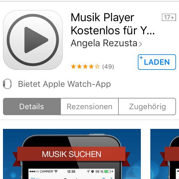 musik iphone gratis app