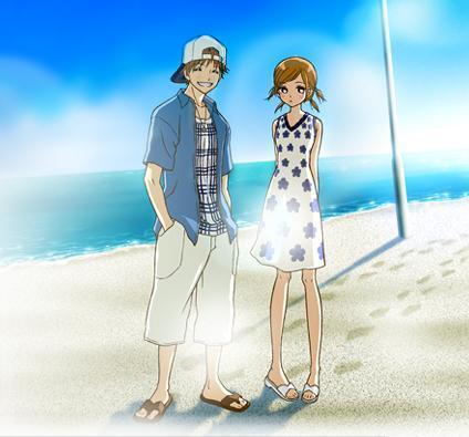 Bokura ga Ita - (Liebe, Anime)