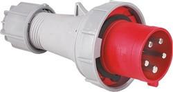 CEE-Stecker 125A, 5-polig 6h, 400V - (Elektrik, Stecker, ce)