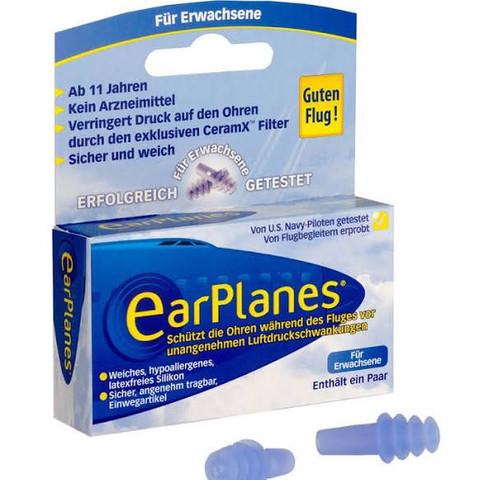 Ear Planes  - (fliegen, ohrstöpsel)