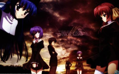 ef a tale of memories - (Anime, Shojo)