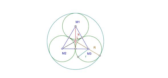Skizze - (Mathe, Mathematik, radius)