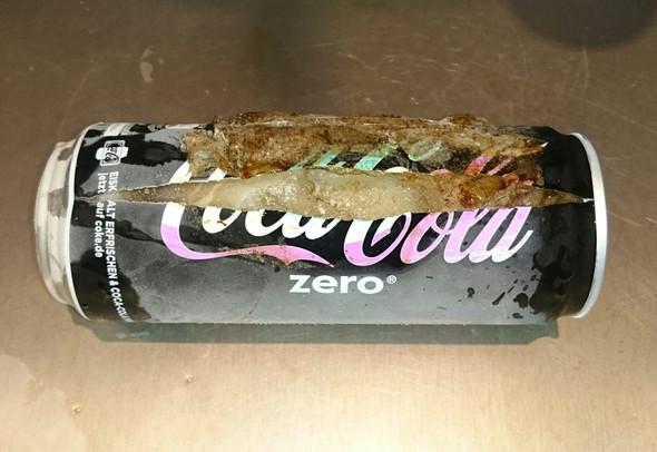 Red Bull Kühlschrank Dose Maße : Was passiert wenn man eine cola dose zu lange im gefrierschrank