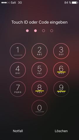 - (iPhone, ios, Code)