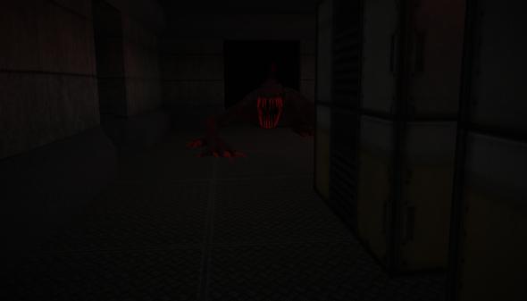 Hier ein Beispiel für ein Monster im Spiel - (Videospiele, Alien Isolation)