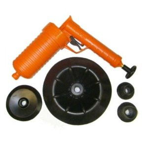 Pango Rohrreiniger - (Klempner, Abfluss verstopft, frei machen)