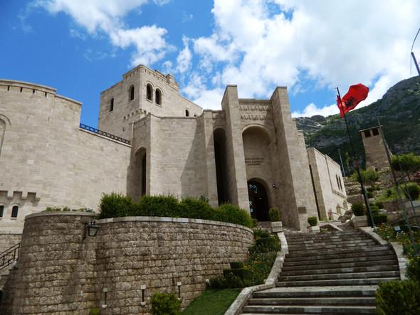 Albanien, Ksamil (5) - (Urlaub, Albanien)