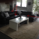 unser gepflegtes Sofa mit Schaden