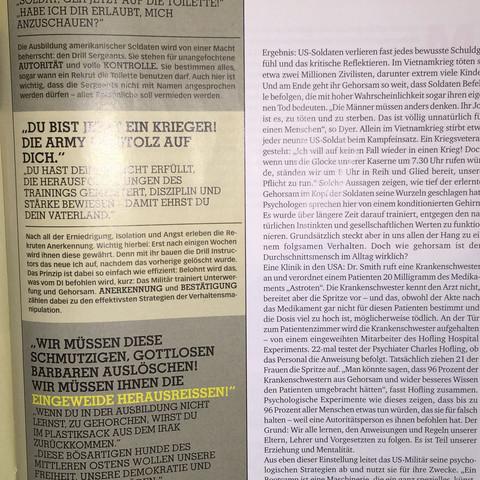 Seite 4 - (Christentum, Moderne, Gehirnwäsche)