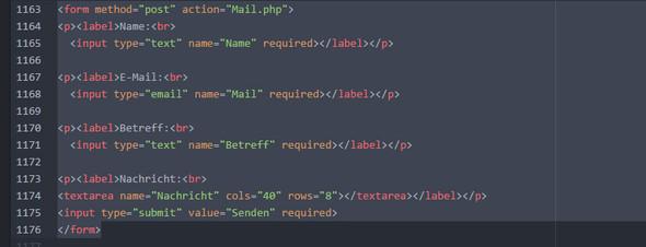 html - (Internet, programmieren, Website)