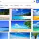 Die Bildersuche bei Google listete Ergebnisse auf