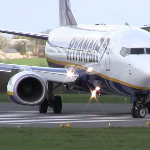 Boeing 737  - (Flugzeug, Airbus, Boeing)